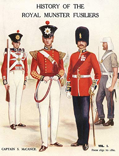 9781845748777: History of the Royal Munster Fusiliers, Vol. 1