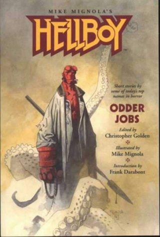 9781845760199: Hellboy: Odder Jobs