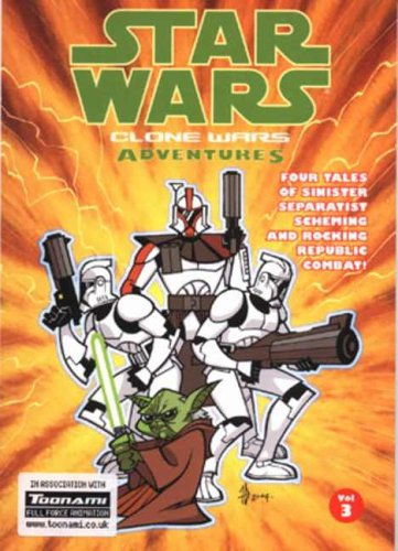 Star Wars - Clone Wars Adventures: v. 3: Various