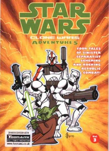 9781845760205: Star Wars - Clone Wars Adventures: Volume 3 (v. 3)
