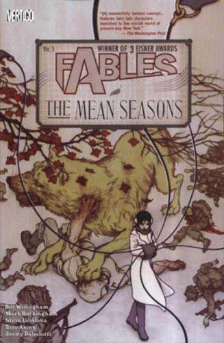 9781845760328: Fables: Mean Seasons v. 5