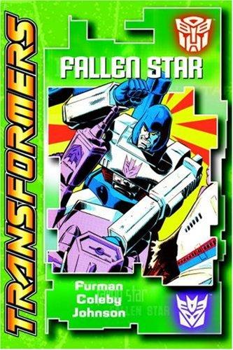 9781845760601: Transformers: Fallen Star (Transformers Digest Size (Titan) (Graphic Novels))