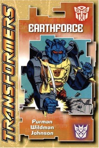 9781845760618: Transformers: Earthforce (Transformers Digest Size (Titan) (Graphic Novels))