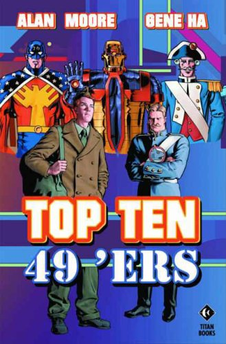 9781845760694: Top Ten: The Forty-Niners