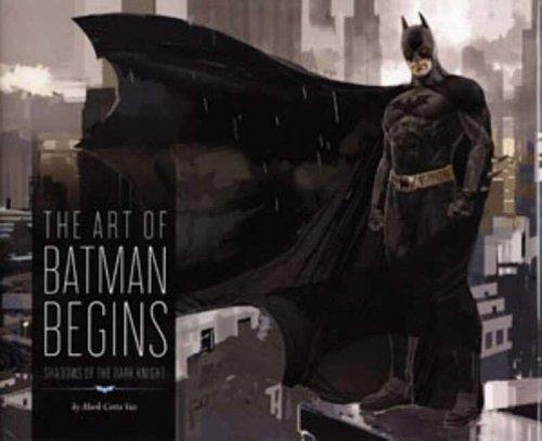 9781845760946: The Art of Batman Begins
