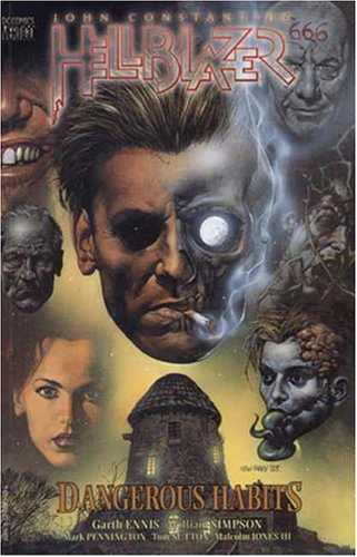 9781845761059: Hellblazer: Dangerous Habits