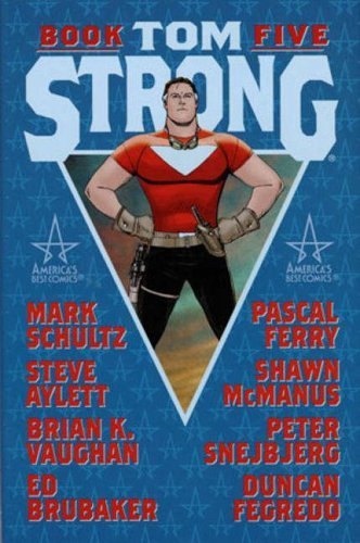 9781845761295: Tom Strong Book Five: Bk. 5