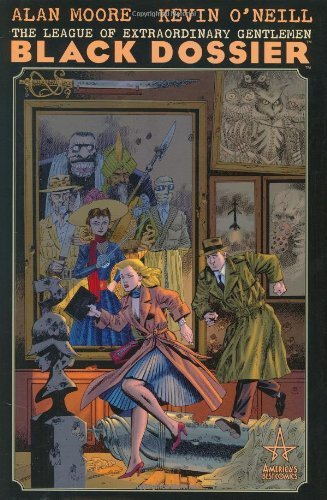 9781845761325: The League of Extraordinary Gentlemen - Black Dossier
