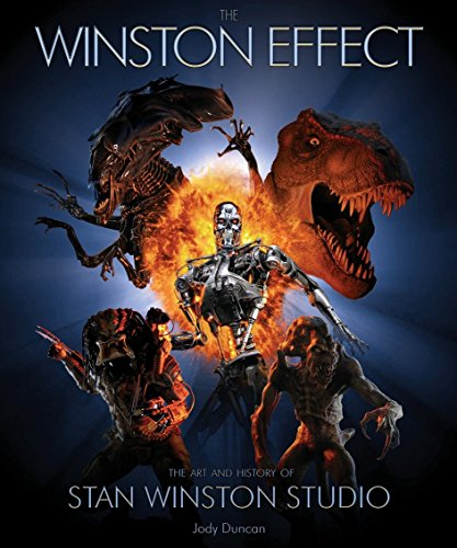 9781845761509: The Winston Effect: The Art & History of Stan Winston Studio