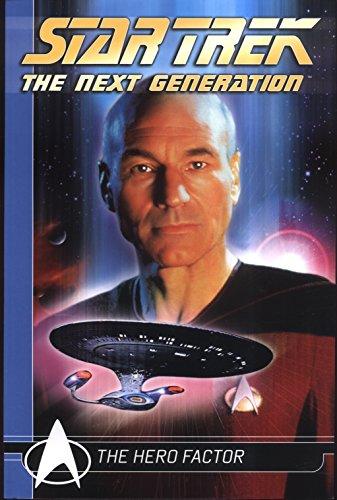 9781845761530: Star Trek The Next Generation Comics Classics: The Hero Factor (Star Trek Next Generation Comic Classics)