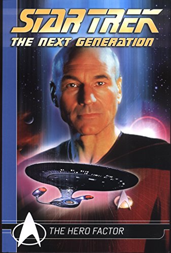 9781845761530: Star Trek The Next Generation Comics Classics: The Hero Factor