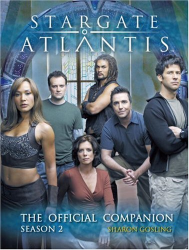 9781845761639: Stargate: Atlantis - The Official Companion: Season 2