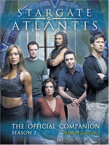 9781845761639: Stargate: Atlantis: The Official Companion Season 2