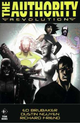 9781845761776: The Authority: Revolution Book One: Revolution (Authority)