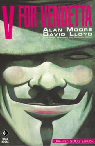 9781845761820: V for Vendetta (New Edition)