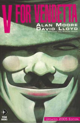 9781845761820: V for Vendetta (New Edition)