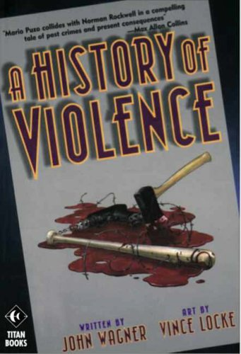 9781845762124: A History of Violence