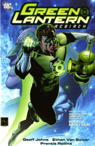 9781845762131: Green Lantern: Rebirth
