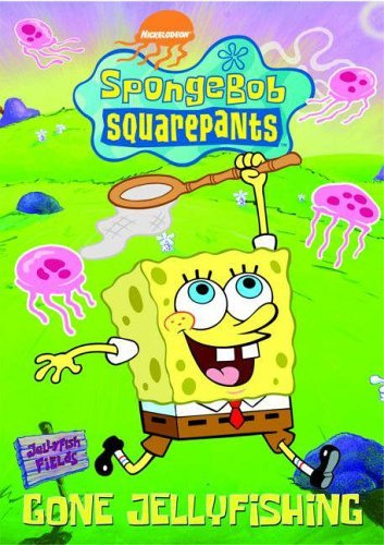 9781845762230: SpongeBob SquarePants: Gone Jelly Fishing