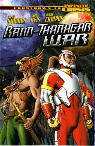 9781845762315: Rann-Thanagar War (An Infinite Crisis Story)