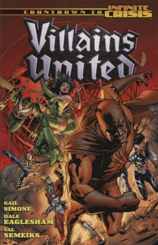 9781845762322: Villains United (An Infinite Crisis Story)