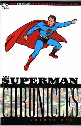 9781845762599: Superman: Chronicles: v. 1