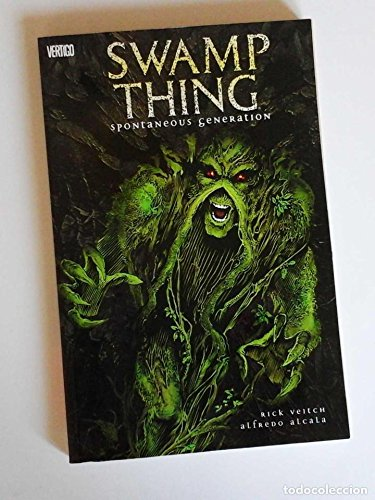 9781845762605: Swamp Thing: Spontaneous Generation