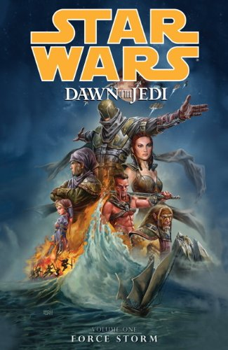 9781845762643: Star Wars - Dawn of the Jedi: Force Storm v. 1