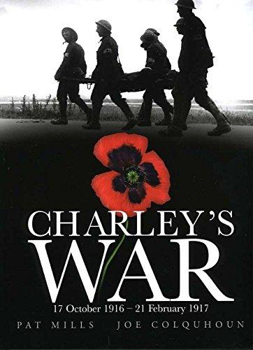 Charley's War: 17 October, 1916-21 February, 1917: Mills, Pat