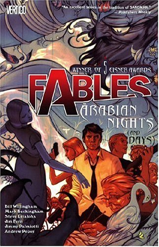 9781845762780: Fables: Arabian Nights (and Days)