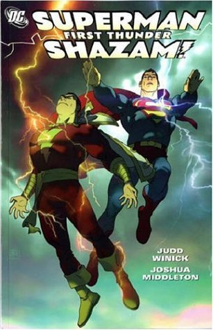 9781845762964: Superman/Shazam!: First Thunder