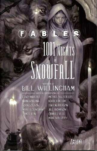 9781845762995: Fables: 1,001 Nights of Snowfall (Fables)
