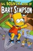 9781845763046: Simpsons Comics Presents the Big Bouncy Book of Bart Simpson