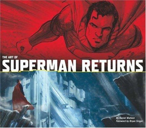 9781845763084: The Art of Superman Returns