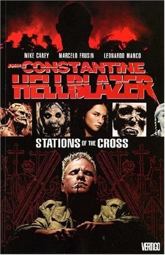 9781845763299: Hellblazer: Stations of the Cross
