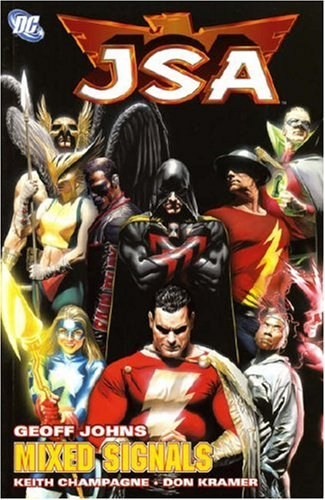 9781845763473: JSA: Mixed Signals (Justice Society of America (DC Comics))