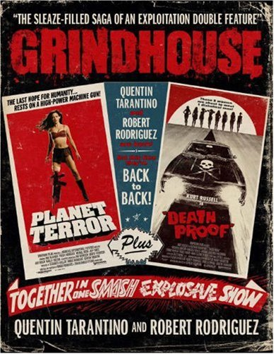 9781845763596: Grindhouse: The Sleaze-filled Saga of an Exploitation Double Feature