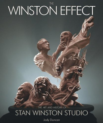 9781845763657: The Winston Effect: The Art & History of Stan Winston Studio (Limited Edition Variant Cover - Signed by Stan Winston)