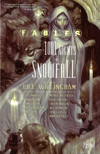 9781845763930: Fables: 1001 Nights of Snowfall [FABLES]