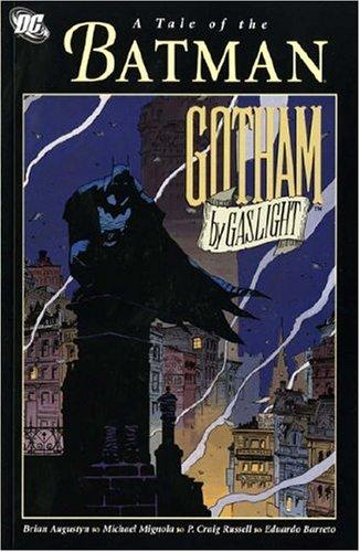 9781845764036: BATMAN: GOTHAM BY GASLIGHT (BATMAN)