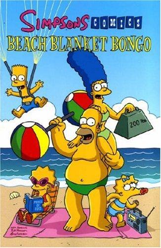 Simpsons Comics Presents Beach Blanket Bongo (Simpsons): Various