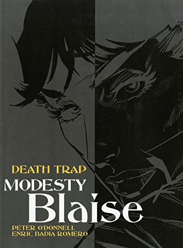 Modesty Blaise: Death Trap (Modesty Blaise (Graphic Novels))