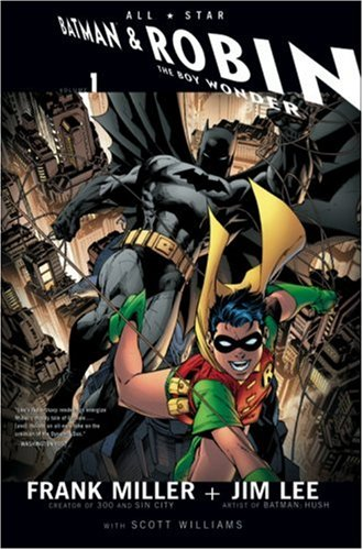 9781845764562: All Star Batman and Robin: v. 1
