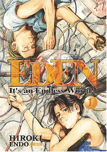 9781845764876: Eden: v. 1: It's an Endless World!