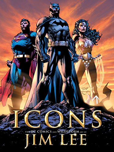 9781845765194: Icons: The DC Comics and Wildstorm Art of Jim Lee