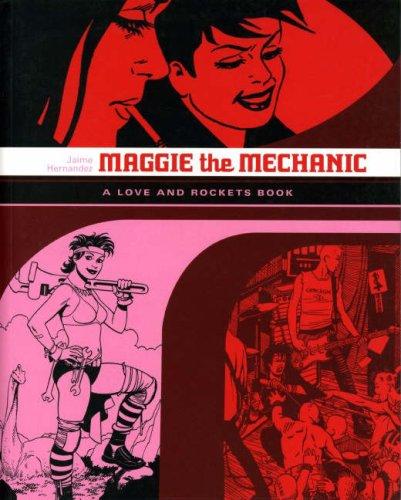9781845765200: Love & Rockets: Maggie the Mechanic: v. 1