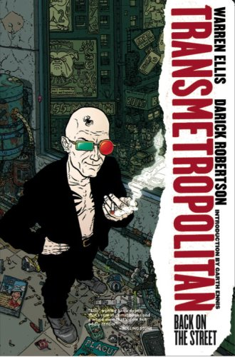 9781845765224: Transmetropolitan: Back on the Street v.1 (New Edition)