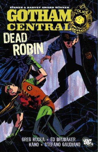 9781845765675: Batman: Gotham Central: Dead Robin (Batman): Gotham Central: Dead Robin (Batman)
