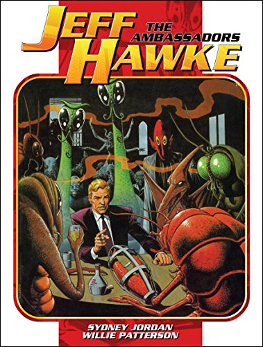 9781845765989: Jeff Hawke: The Ambassadors