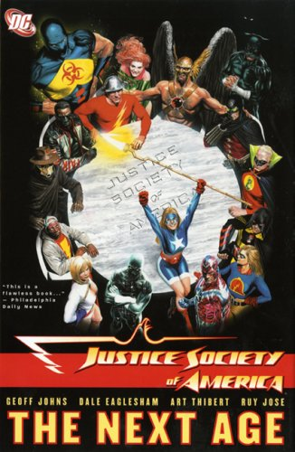 9781845766054: Justice Society of America: Next Age